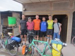 Our group of three riders expanded to six when we left Estelí