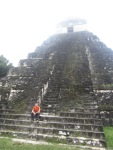 These temples are still used by the Mayans for ritual ceremonies